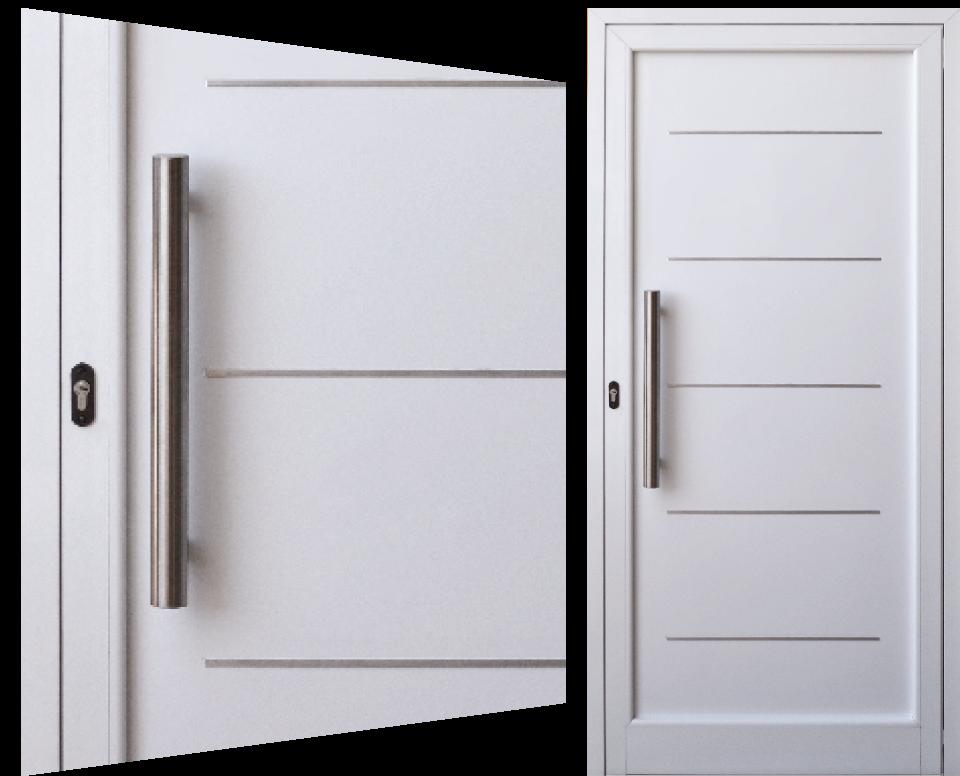 Puerta de aluminio precio elegant puerta aluminio precio - Puertas castalla precios ...